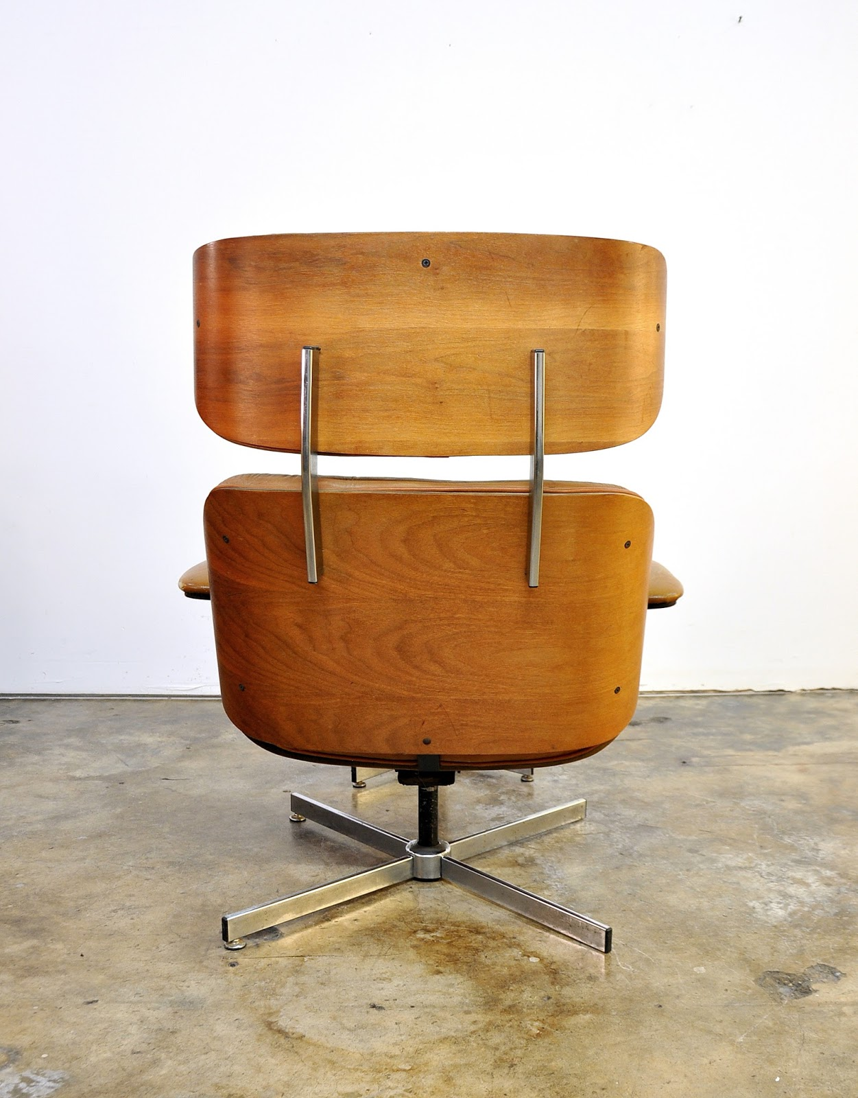 Selig Eames Chair Queen Anne Dining Chairs Select Modern Frank Doerner For Style