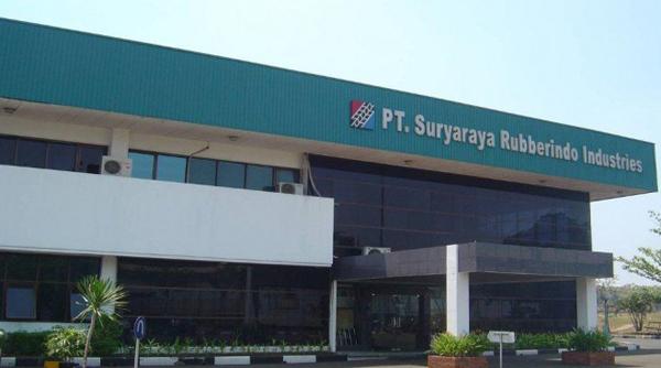 PT Suryaraya Rubberindo Industries pabrik