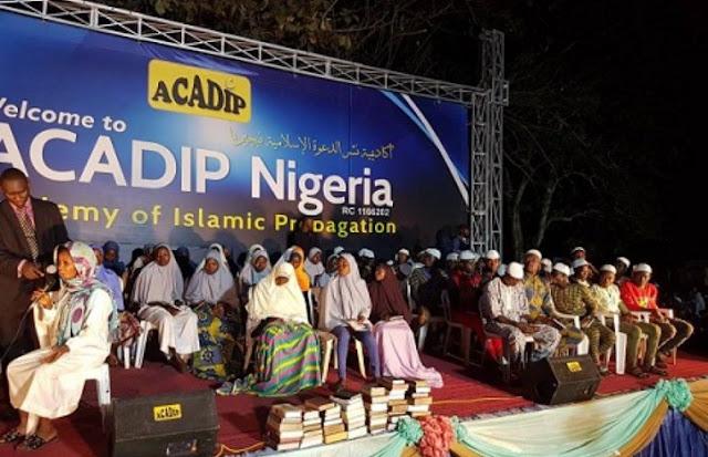 Subhanallah, 82 Non-Muslim Nigeria Masuk Islam Dalam 2 Malam