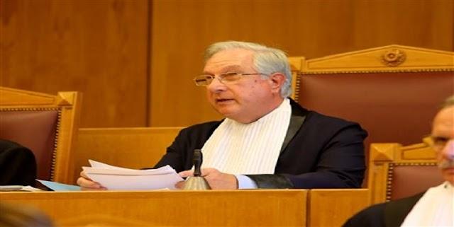 Πρόεδρος ΣτΕ: «Οι δικαστές ούτε αντιπολιτεύονται ούτε συμπολιτεύονται» (vid)