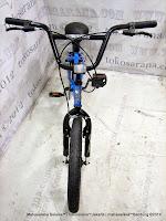 Sepeda BMX Phoenix 20-717-6 20 Inci Blue