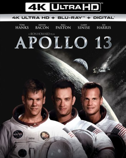 Apollo 13 (1995) Dual Audio 720p [Hindi - English] BRRip EShubs