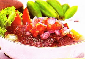 Resep Masakan Asem-asem Dendeng