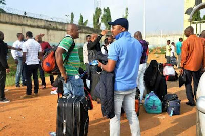 43 Nigerians Deported From Germany, Belgium and Italy