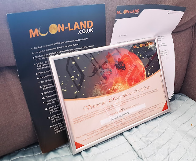 A Unique Gift Idea*    With Moon Land
