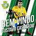 Emprestado pelo Atlético-PR, Gustavo Cascardo é anunciado por clube português