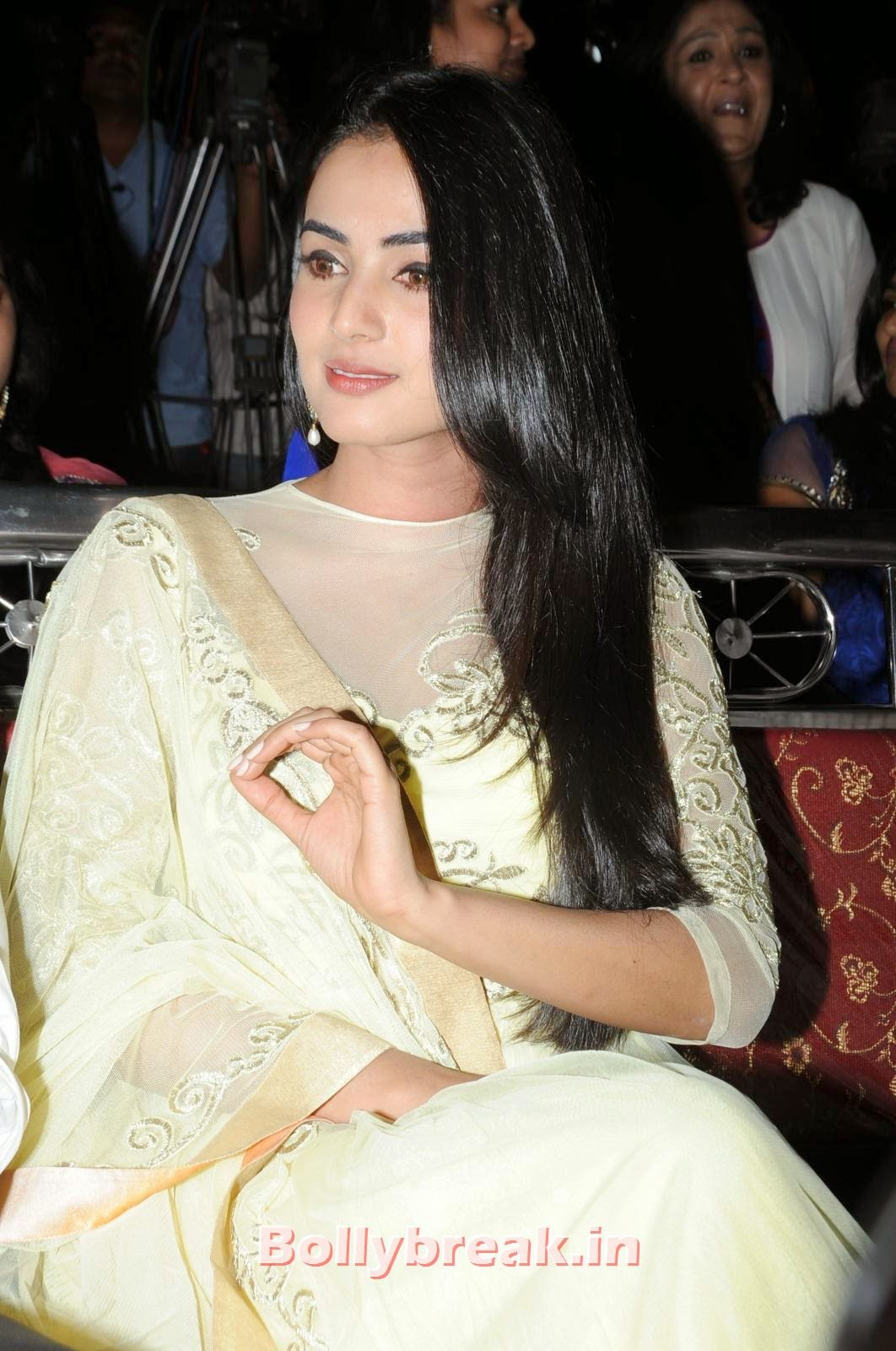 Bollywood's Cutie Pie Sonal chauhan at an Event looking Beautiful