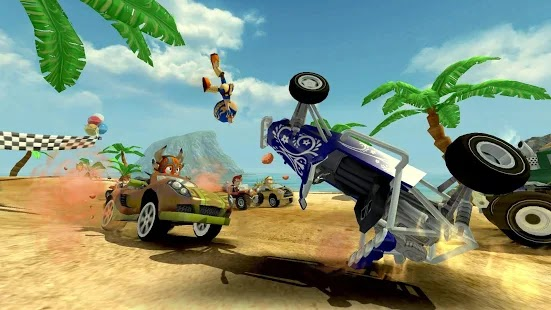 Beach buggy racing Apk Mod Free on Android Game Download