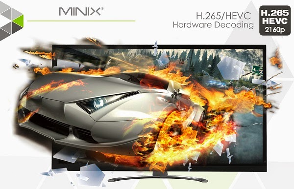 New MINIX NEO X8-H Plus
