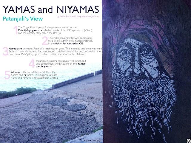 The Yamas and Niyamas: Patanjali's View