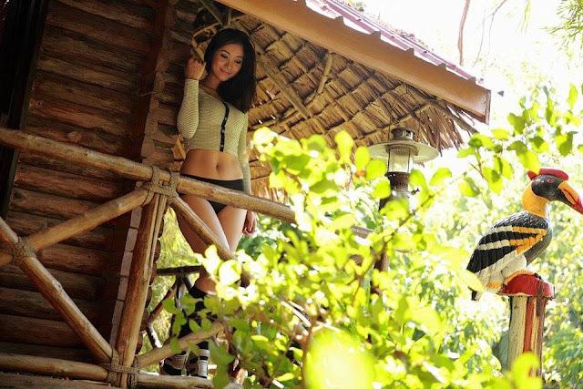 Kachin Model Lulu Aungs New Photos - Burmese Actress And -3595