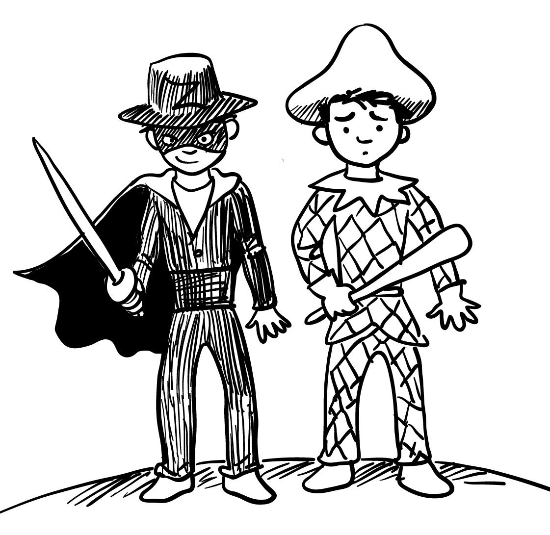 Zorro da colorare per bambini for Disegni di zorro da colorare per bambini