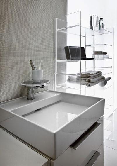 Accessori Per Il Bagno In Plexiglass.Tendenze Il Plexiglass E L Arredo Bagno Weandart
