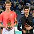 Djokovic Wins Fourth Mubadala Title, Equals Nadal
