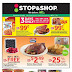 Stop and Shop Sales Flyer