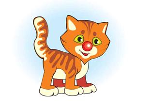 початкові класи: Загадка про котика