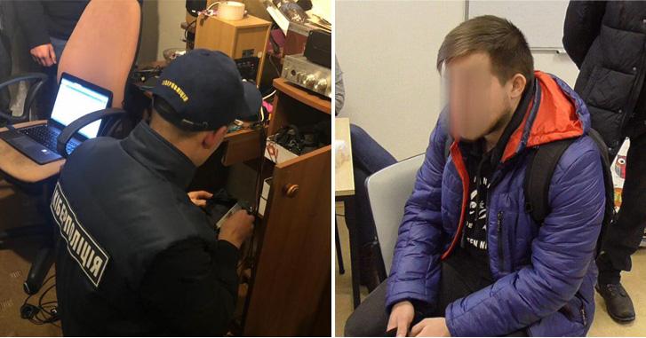 Polisi Ukraina Menangkap 6 Peretas yang Berhubungan dengan DDoS dan Serangan Finansial