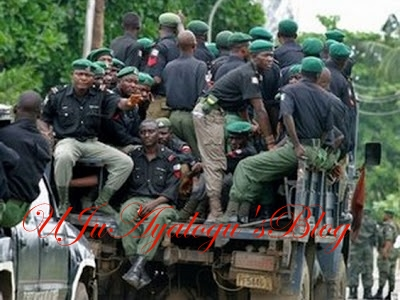 600 policemen deployed in Abuja/Kaduna expressway to curb crime