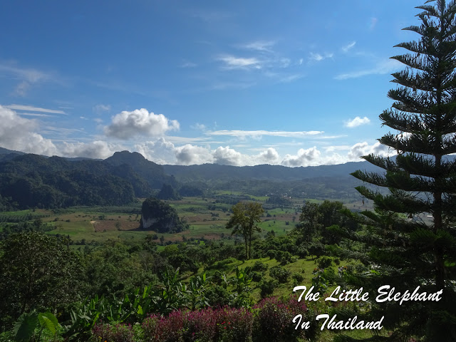 Phu Lanka valley in Phayao - North Thailand