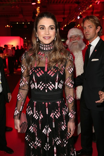 Royal Family Around The World Queen Rania Al Abdullah Of Jordan