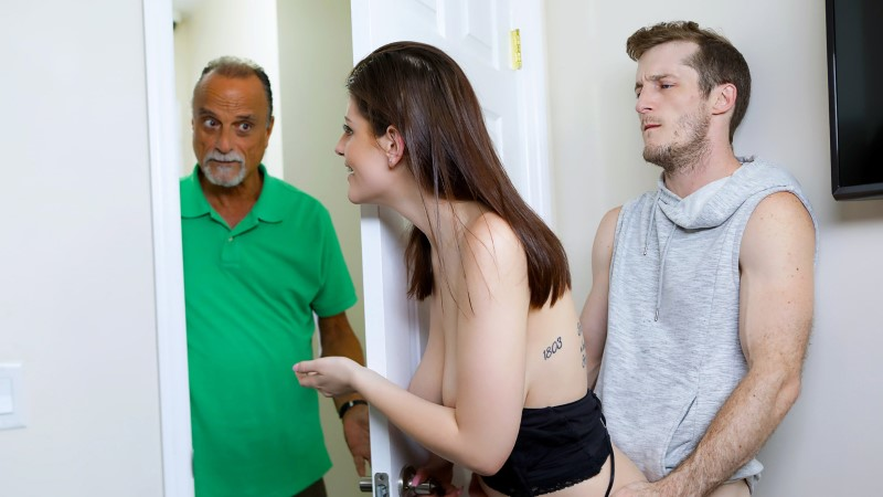 Family Strokes - Prankster Penis For Stepsis