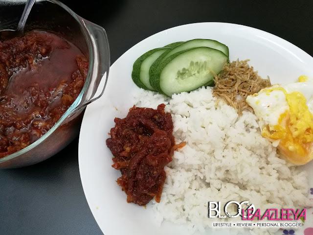 Resepi Nasi Lemak Dan Sambal Bilis Sedap!