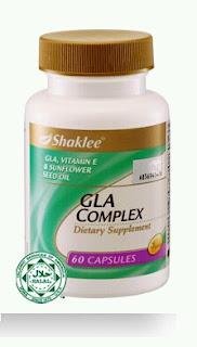 GLA Complex Set Kesuburan Suami Isteri Shaklee Shaina Shop