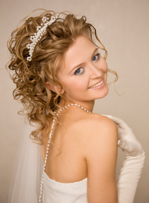 Wedding Hairstyles Princess Bridal Hairstyles With The