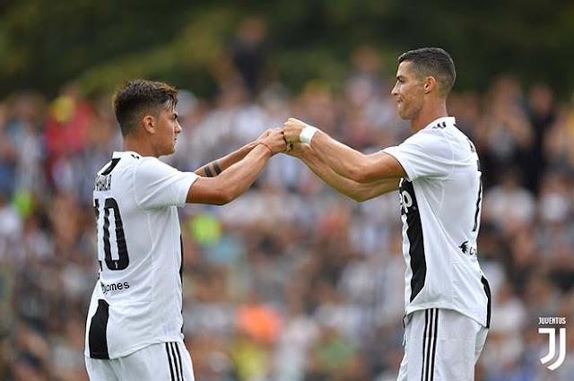 """Juventus 1 núi không có 2 hổ: Ronaldo tỏa sáng, """"tiểu Messi"""" dễ ra đi 1"""