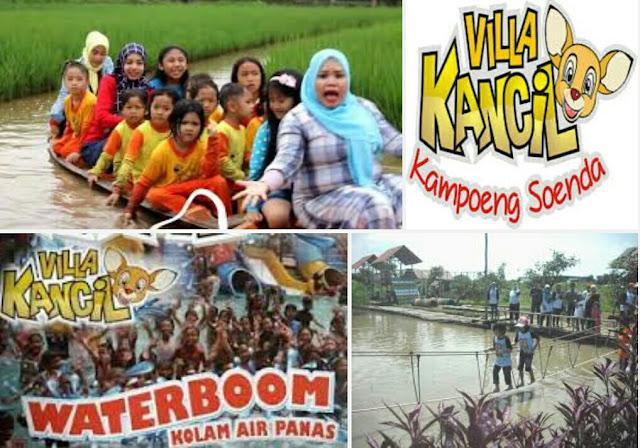Wisata Villa Kancil Kampoeng Soenda