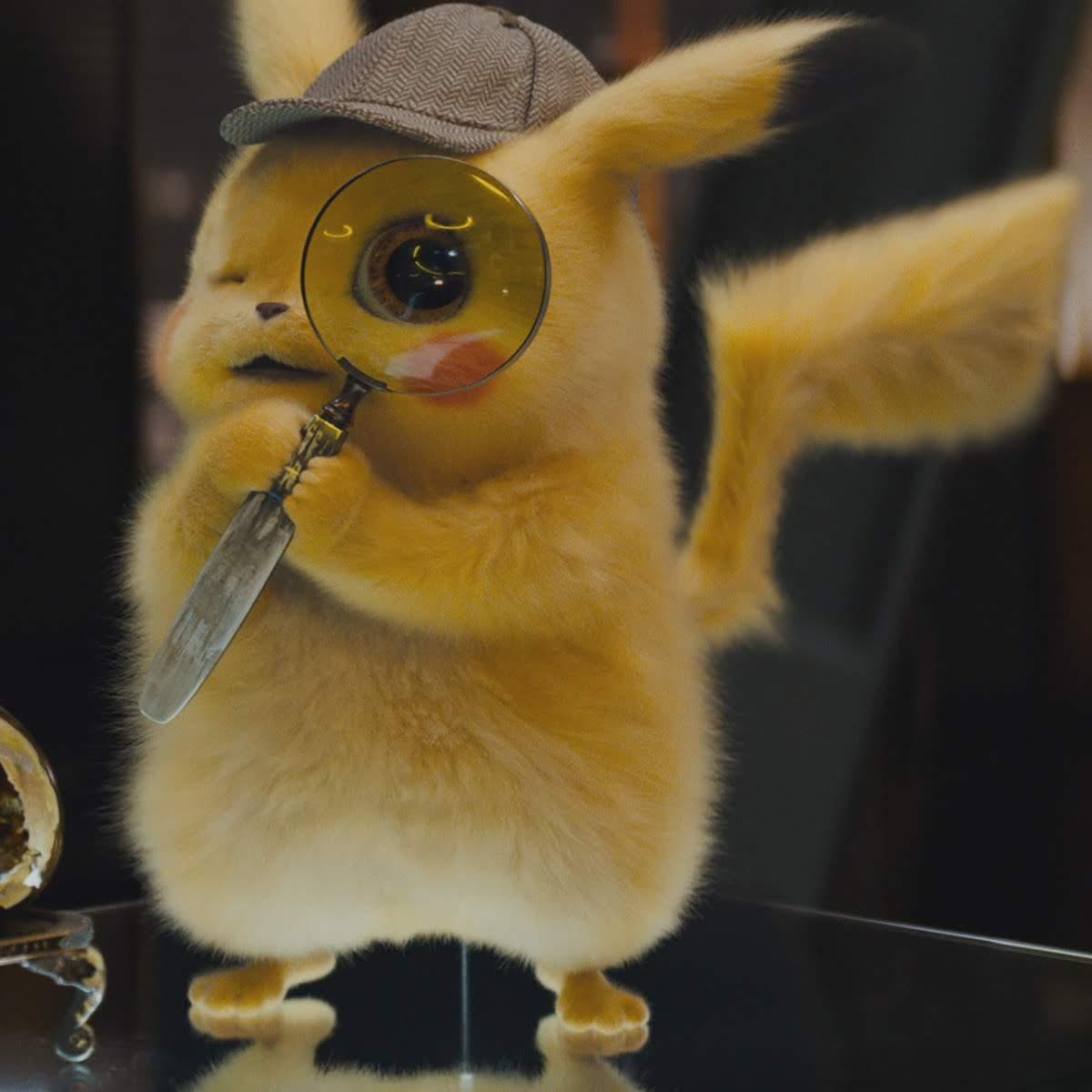 Detective Pikachu : デッドプールが声の主演を売りものにしてる感動のハリウッド版実写映画「名探偵ピカチュウ」がリリースした素晴らしきポケモン世界の新しい予告編 ! !