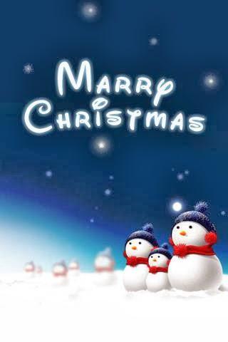 Ucapan Natal (Gambar Natal) 0002