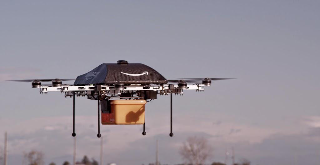 美國政府擴大無人機測試範圍,新聞、農業、鐵路產業起步走