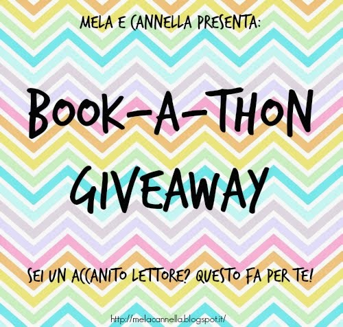 Il mio ultimo giveaway