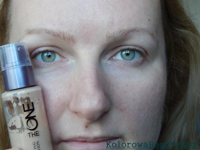 dobieranie odcienia podkladu do skóry twarzy