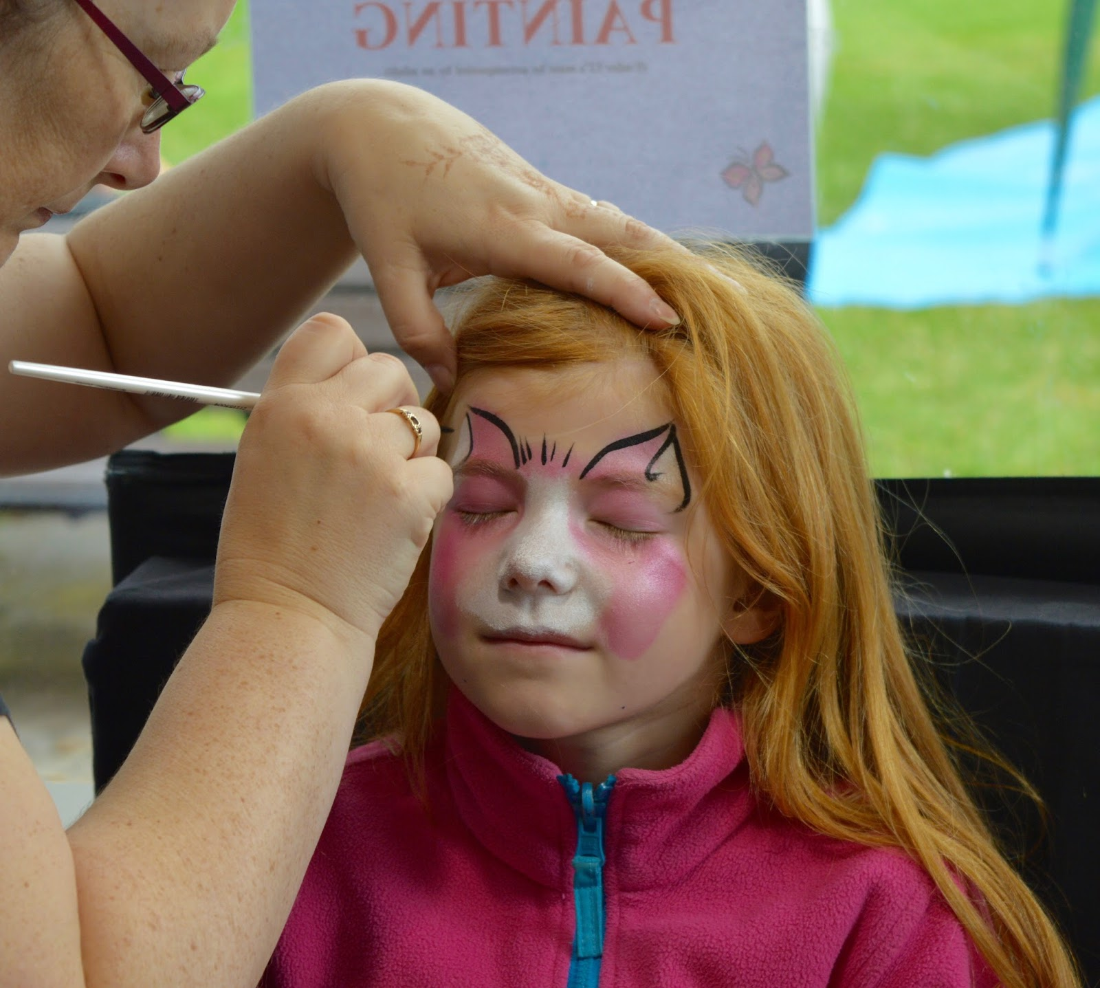 Pirates & Princesses Day at Manor Walks - FREE Face Painting by Izzy's Face Painting
