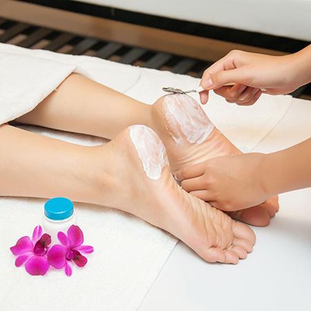 Massage chân cho bà bầu với 5 bước đơn giản-2