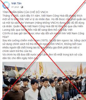 """Luc """"Vịt Tần"""" lại xuyên tạc lịch sử dân tộc"""