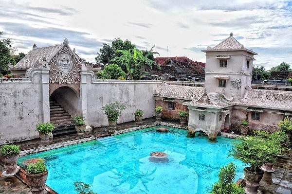 Umbul Taman Sari