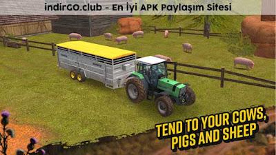 farming simulator 18 hile apk
