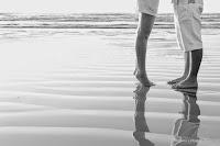 Ensaio Fotográfico Casal em Praia Litoral Norte - SP, E-Session, Pré-Wedding, Pré-Casamento