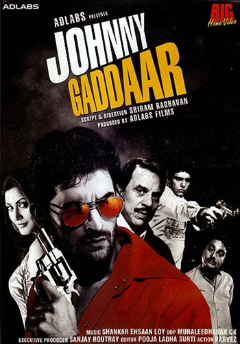 Johnny Gaddaar 2007 Hindi 480p HDRip 300mb