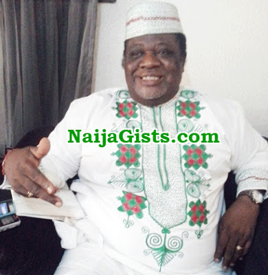 chief kanran pirates takes over nollywood