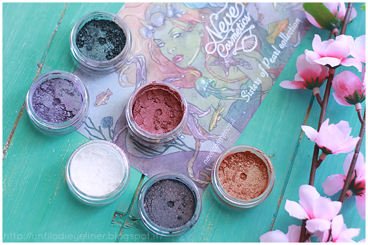 Preview: Sisters of Pearl - Neve Cosmetics