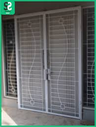 10 Model Terbaru Teralis pintu Minimalis Inspiratip Rumah Masa Kini 7