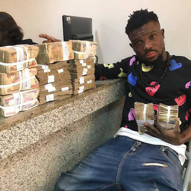 bnnnnnnnn - Nigerian Yahoo Boy Promises To Give Any Girl Who Can Be His Babymama N5M And N3M Car (See Photos)
