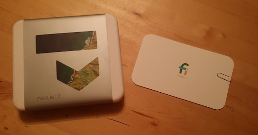 EdTech Chic: My new Nexus 6P is set up and my @ProjectFi is LIVE! This is so exciting!