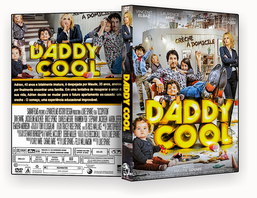 CAPA DVD – DADDY COOL DVDR