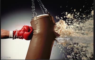 Hô hấp tốt và kỹ thuật điêu luyện giúp bạn tung ra cú đấm mạnh mà không phí sức