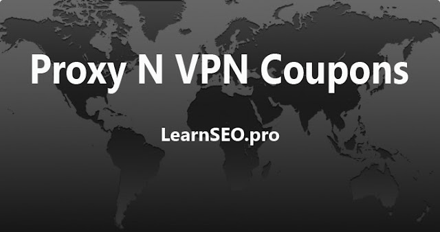 proxynvpn coupons